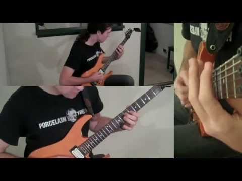 Paramore - Careful Guitar Cover Hd Studio Quality Cover! video