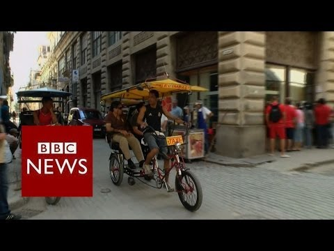 Cuba goes online - BBC News