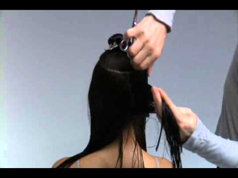 Free Hairdressing Tutorial Video Hair Cutting Free Video Part 1 / 2