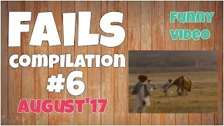 august fails compilation 🔸 7 second of happiness FUNNY Video 😂#392