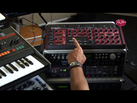 Rob Papen Book DVDs promo