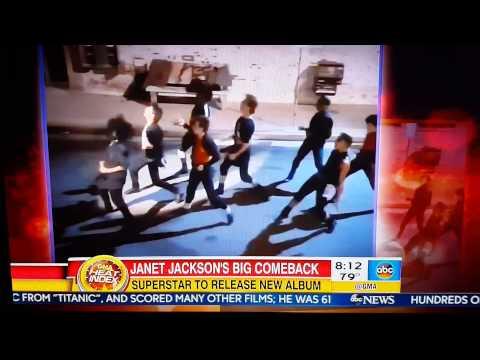 Janet Jackson Returns!!! (Good Morning America)