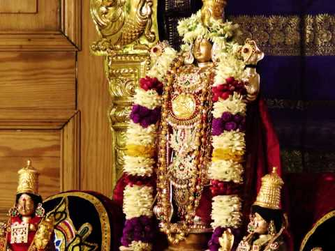 Carnatic Sanskrit Krithi on Ten Avathars of Vishnu - Dasavathara...