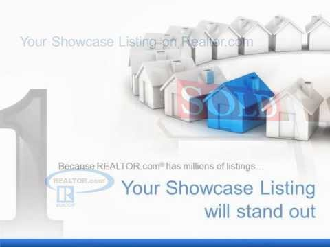 Flat Fee MLS Listing with Realtor.com Showcase Listing