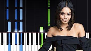 Phantoms Ft Vanessa Hudgens Lay With Me Piano Tutorial