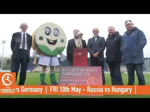 U17 EURO Trophy Tour - Waterford & Longford