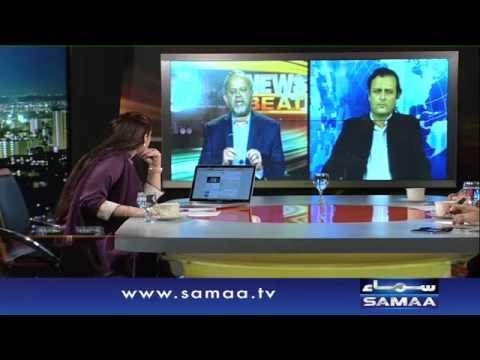 Lahore kis ka.. Imran aur Nawaz, News Beat, 29 August 2015