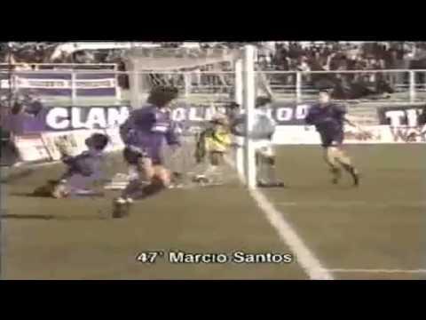 17' Sottil, 47' M.Santos, 55' Batistuta, 72' Cois.