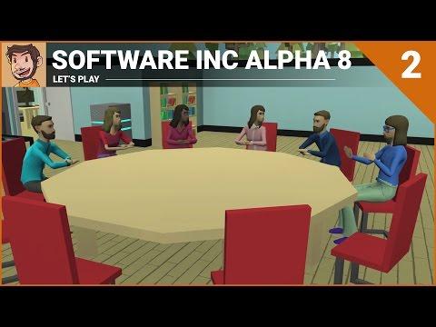 Let's Play - Software Inc Alpha 8 - Part 2