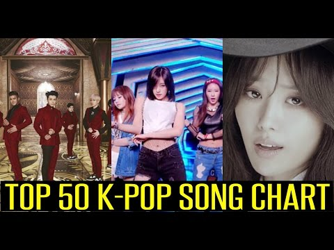 TOP 50 K-POP SONG CHART | OCTOBER 2014 - Week 2