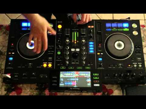 Scratch Tribute Eric B.  & Rakim - Pioneer XDJ RX - Dj Mr.  Wizard
