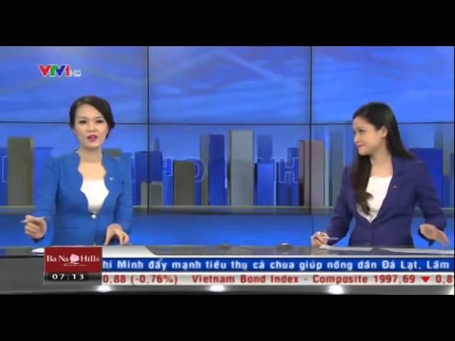[VIDEO] Tài chính kinh doanh sáng 24/10/2014