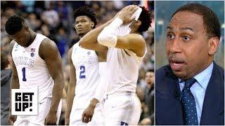 Duke's season was a failure - Stephen A. | Get Up!
