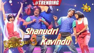 Shanudri Priyasad with Kavindu  Mega Stars 3 | FINAL 06 | 2021-09-05