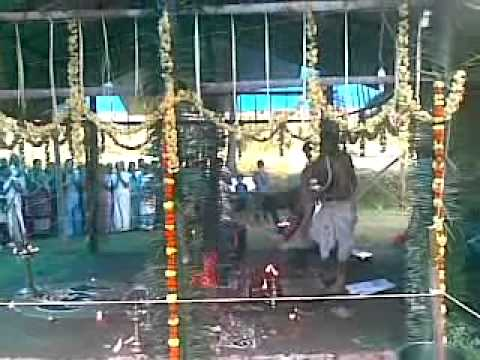 Aniyaram Mahaganapathi Homam video
