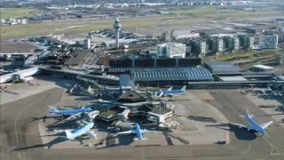 Veiligheid vliegverkeer Schiphol