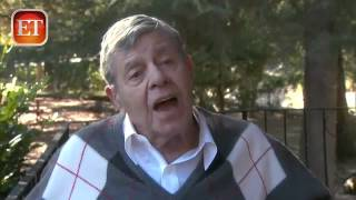 Interview with Jerry Lewis on his new film Max Rose