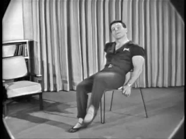 The Jack LaLanne Show Ep.2 (Part 2)