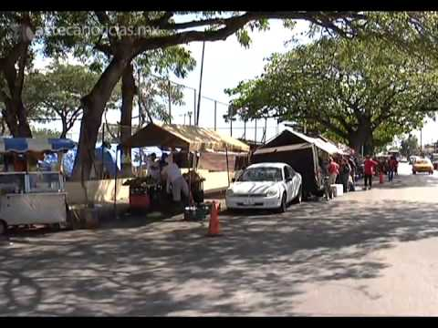 Proliferan tianguis en Mérida