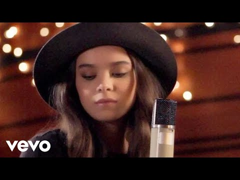 Hailee Steinfeld - Let It Go (Acoustic Cover)