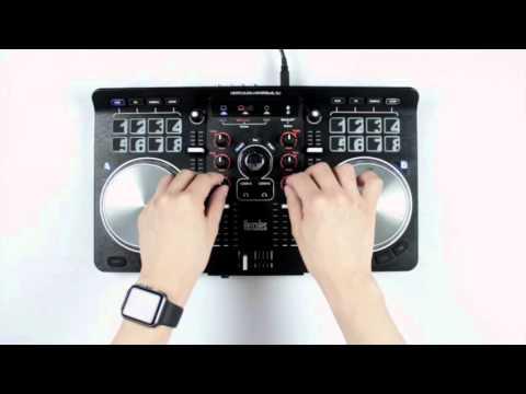 Hercules Universal DJ Video Talkthrough