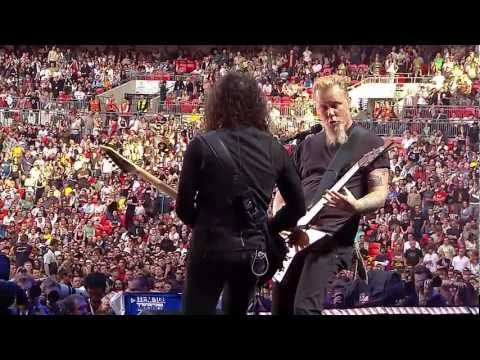 Metallica - Nothing Else Matters 2007 Live Video Full Hd video