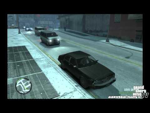 GTA IV Обзор, геймплей и прохождение. Часть 4.