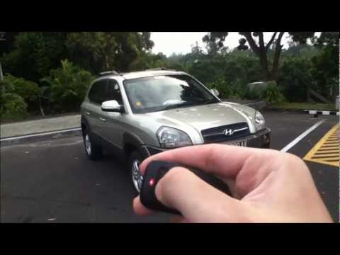 2005 Hyundai Tucson 2.0. Start Up, Engine, In Depth Tour