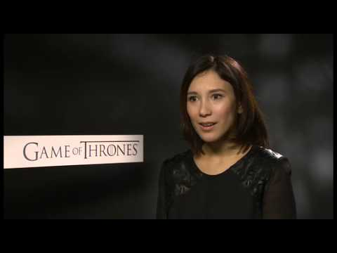 Hbo Asia | Game Of Thrones S4 - Interview With Sibel Kekilli video