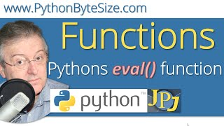 Pythons eval() function