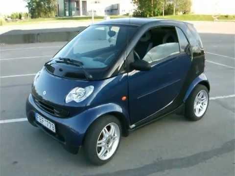 SMART FORTWO 2003 CDI