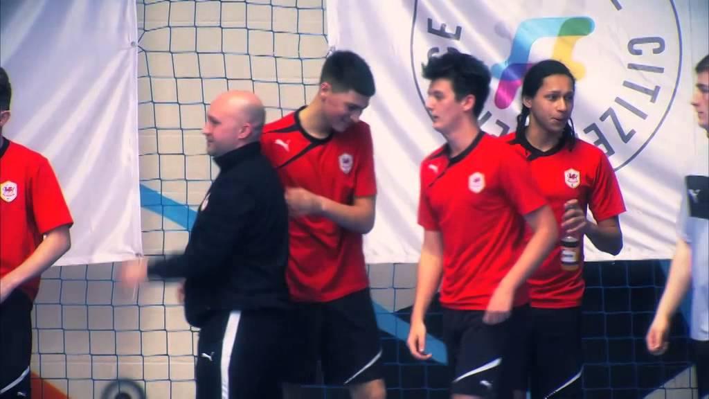 Futsal Soccer Skills Soccer am Futsal Cup Last 16
