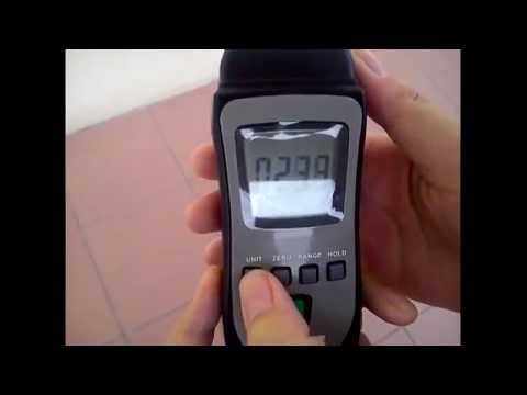 TEN982 POCKET SOLAR METER
