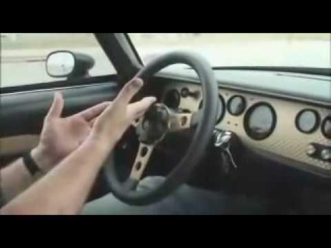 David Drives 1977 Bandit Pontiac Trans Am Burt Reynolds Ed. On GearZ