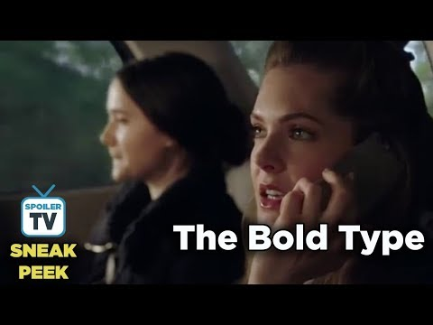 "The Bold Type 2x07 Sneak Peek 2 ""Betsy"""