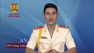 Chương trình An ninh Bình Định mới nhất ngày 29/7/2019