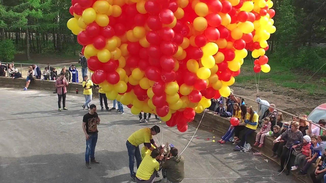 Что необходимо чтоб продавать гелиевые шары города парило