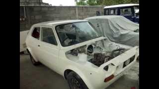 Fiat 127 Body Restoration