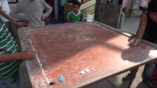 Download Lagu Непал. Настльная игра Карром или каррум. /  Nepal. Board game - Carr Gratis STAFABAND