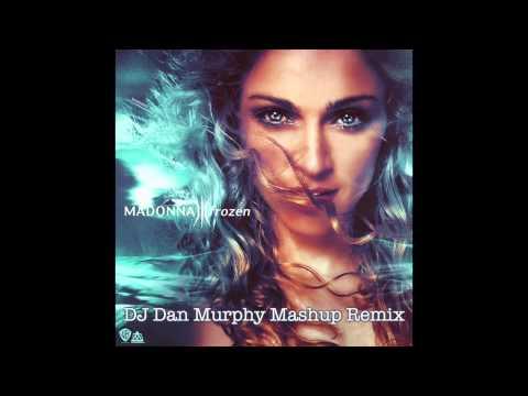 Frozen - Madonna (dj Dan Murphy Mashup Remix) video