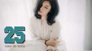2 5 - Young H ft Táo & Sol'Bass [Lyric Video]