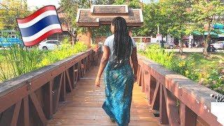 A Day in Chiang Mai.. I got Pierced! | TraveLeah