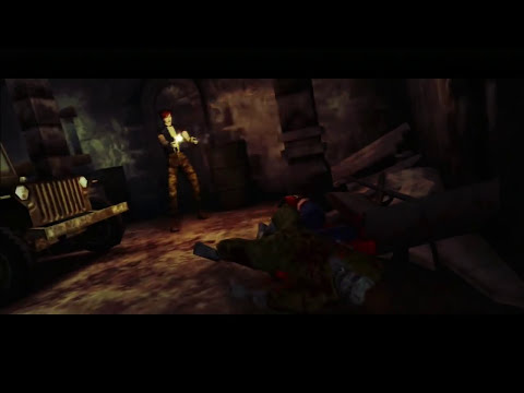SGB Play: Resident Evil Code: Veronica - Part 4