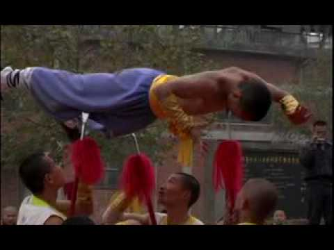 The Empty Mind - Shaolin Temple Warrior Monks Video