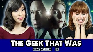 The X-Files Are Back and So is 90s Sexism! - TGTW ISSUE #8