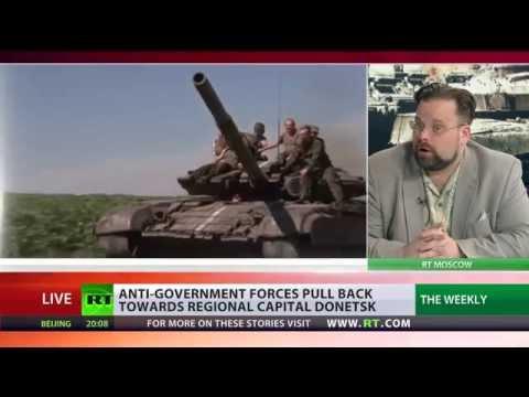 Kiev to create 'filtration camps' for East Ukrainians?