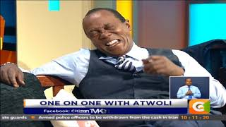One on One with Atwoli #JKLive [Part 1]