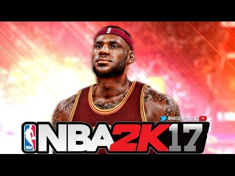 NBA 2K17 - Official Fan-Made LeBron James Trailer and Gameplay