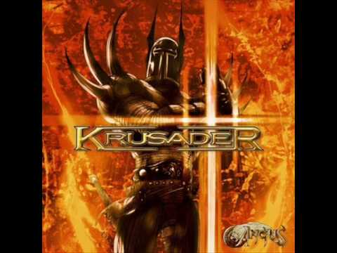 Krusader - Holy Metal Sign