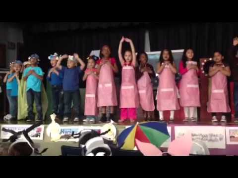 Kindergarten Graduation School 5 yonkers ny song